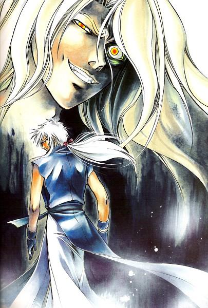 Tags: Anime, Samurai Deeper Kyo, Shinrei