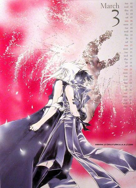 Tags: Anime, Samurai Deeper Kyo, Hishigi (Samurai Deeper Kyo), Fubuki (Samurai Deeper Kyo)