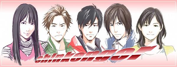 Tags: Anime, Syow-maru, Samurai Sentai Shinkenger, Ikenami Ryunosuke (Shinkenger), Tani Chiaki, Shiba Takeru, Hanaori Kotoha, Shiraishi Mako, Pixiv