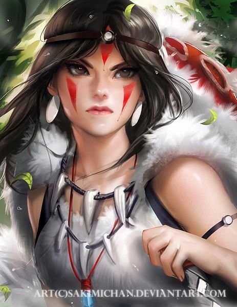 San (Mononoke Hime) - Mononoke Hime