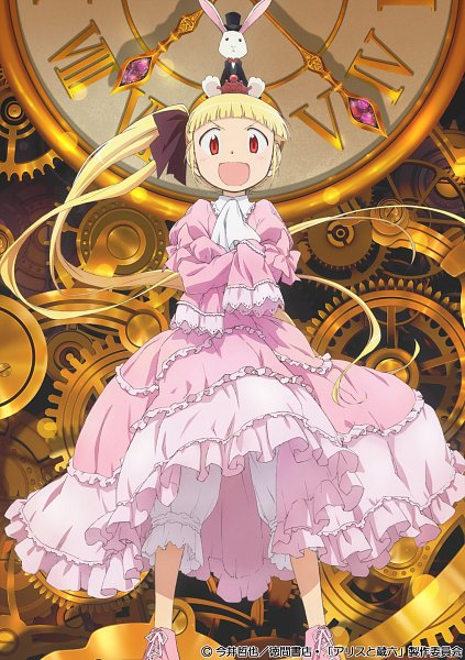Tags: Anime, Alice to Zouroku, Sana (Alice to Zouroku), Steampunk