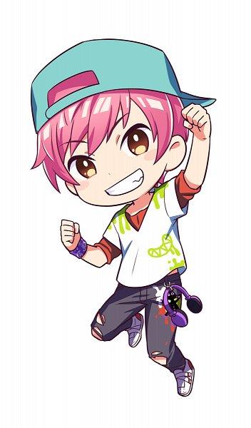 Tags: Anime, Readyyy!, Sanada Junnosuke, Official Art