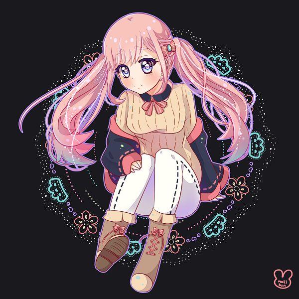 Tags: Anime, Makibon, Koi to Uso, Sanada Ririna, Fanart, deviantART