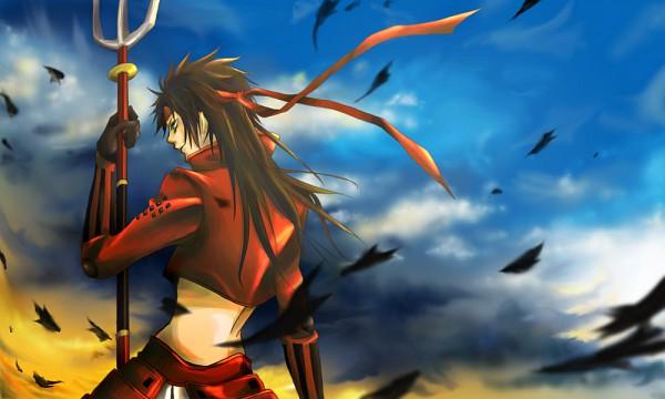Tags: Anime, Sengoku Basara, Sanada Yukimura (Sengoku Basara)