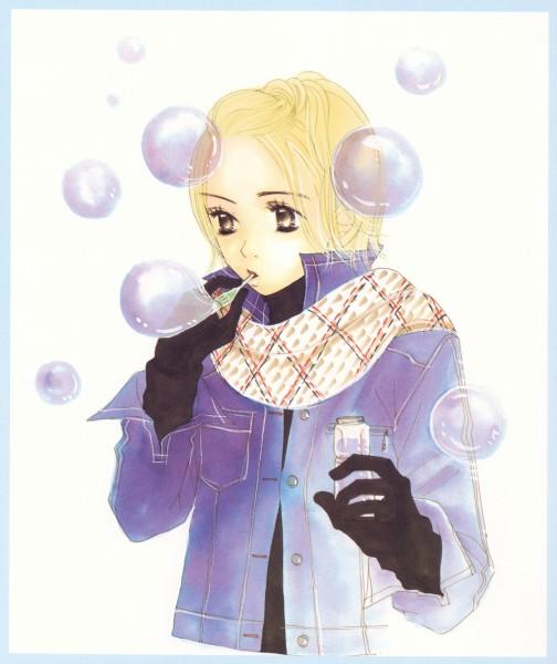 Tags: Anime, Ashihara Hinako, Sand Chronicles