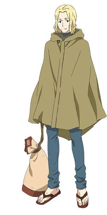 Sandal (Sakura Quest) - Sakura Quest