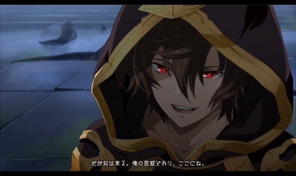 Tags: Anime, Nanana 2s, Granblue Fantasy, Sandalphon (Granblue Fantasy), Subtitled, Fake Screenshot, Fanart, Facebook Cover