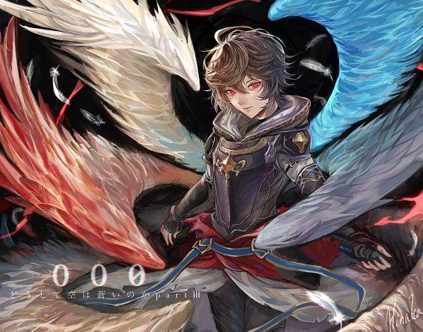 Tags: Anime, Pixiv Id 29167537, Granblue Fantasy, Sandalphon (Granblue Fantasy), Fanart From Pixiv, Pixiv, Fanart
