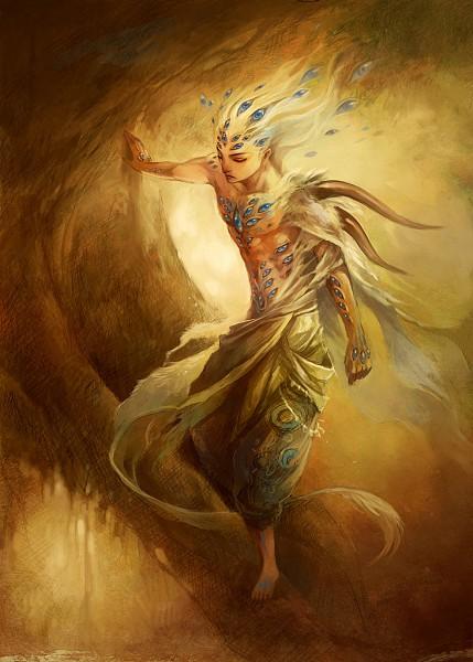 Tags: Anime, Sandara, Argus (Greek Myths), Third Eye, Original, Greek Myths, deviantART, Mobile Wallpaper