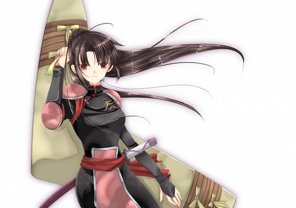 Tags: Anime, InuYasha, Sango