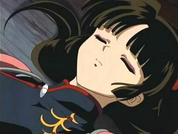 Tags: Anime, InuYasha, Sango, Unconscious, Wallpaper