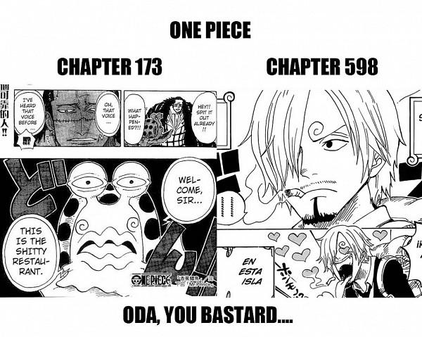 Tags: Anime, Oda Eiichirou, ONE PIECE, Sanji, Sir Crocodile, One Piece: Two Years Later, Baroque Works