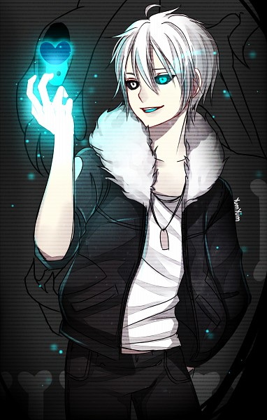 Tags: Anime, xYum-Yumx, Undertale, Sans, Unusual Colored Tongue, Tumblr, Pixiv, Fanart From DeviantART, Fanart, Fanart From Pixiv, PNG Conversion, deviantART, Mobile Wallpaper