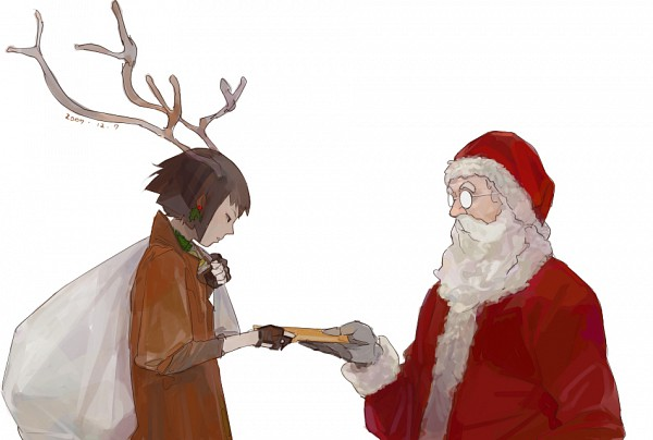Santa Claus - Christmas