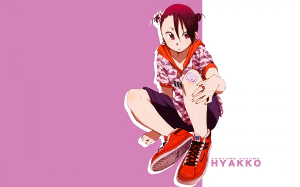Saotome Suzume - Hyakko