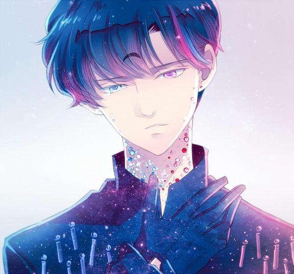 Tags: Anime, Saki Kunkatan, Bishoujo Senshi Sailor Moon, Saphir (BSSM), Saphire, Fanart From Pixiv, Fanart, Pixiv
