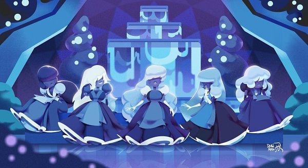 Sapphire (Steven Universe) - Steven Universe