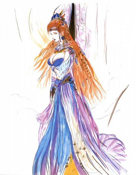 Sara Altney - Final Fantasy III