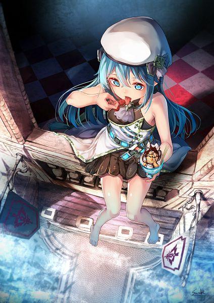 Tags: Anime, Saraki, Original