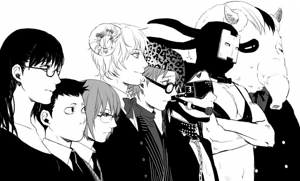 Sargatanas (Yondemasuyo Azazel-san) - Yondemasuyo Azazel-san