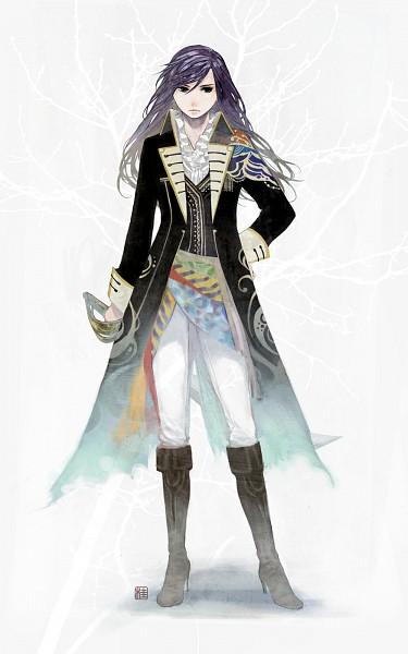 Sarisa Scherwil Tycoon - Final Fantasy V