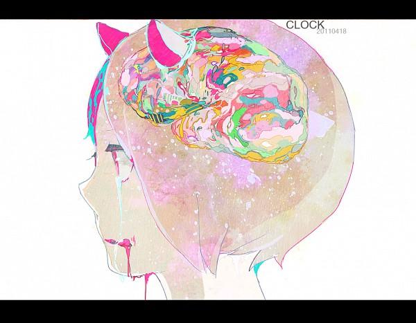 Tags: Anime, Sarnath, Brain, Pixiv, Original