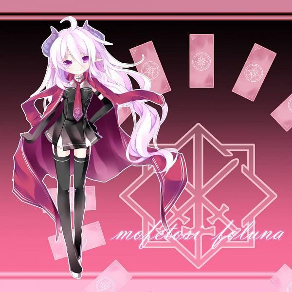 Tags: Anime, Saru Long, Mofetousu Furuna, Pixiv, Original, Pixiv Fantasia