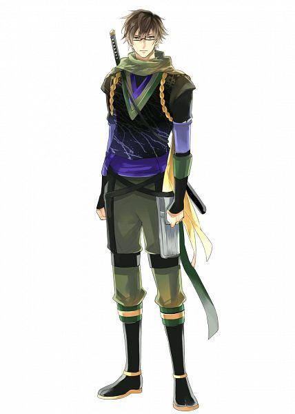 Sarutobi Sasuke (Ikemen Sengoku) - Ikemen Sengoku ~Toki wo Kakeru Koi~