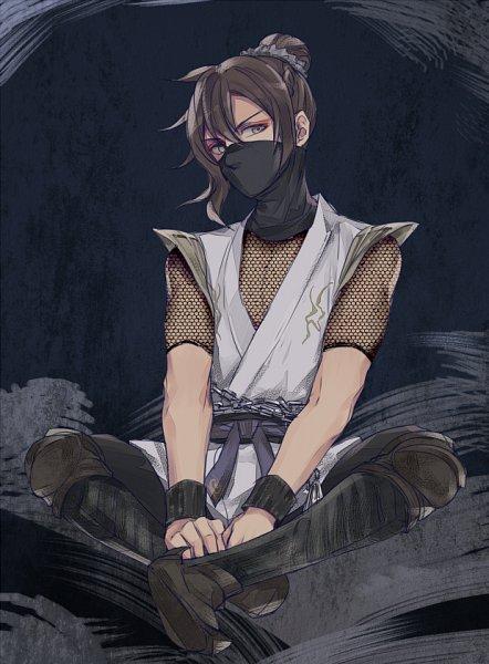 Sarutobi Sasuke (Sengoku Musou) - Sengoku Musou