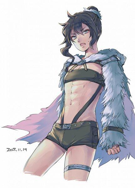 Tags: Anime, Saki Kunkatan, Sengoku Musou, Sarutobi Sasuke (Sengoku Musou), Pixiv, Fanart, Fanart From Pixiv