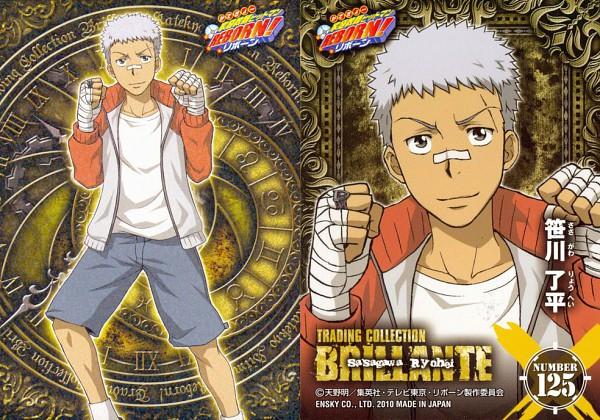 Tags: Anime, Katekyo Hitman REBORN!, Sasagawa Ryohei