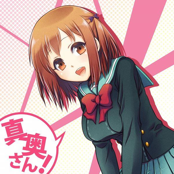 Tags: Anime, Blaumond, Hataraku Maou-sama!, Sasaki Chiho