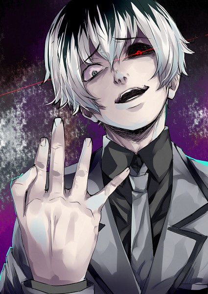 Tags: Anime, Arios (Pixiv Id 1245162), Tokyo Ghoul:re, Sasaki Haise, Gray Neckwear, Fanart From Pixiv, Mobile Wallpaper, PNG Conversion, Pixiv, Fanart