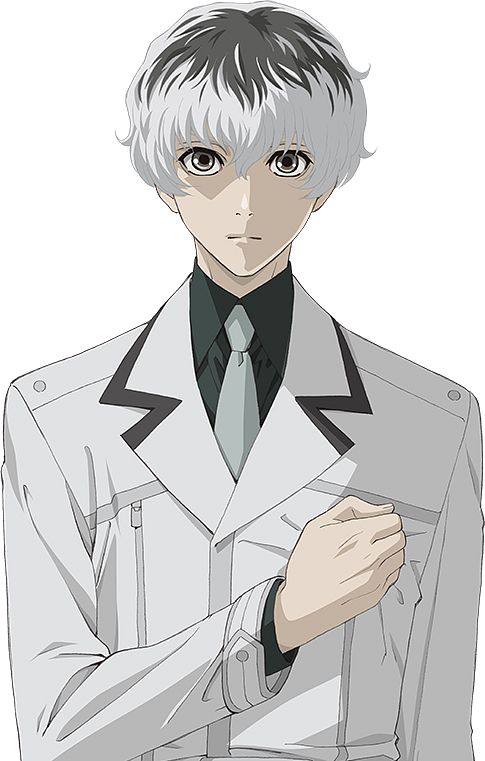 Sasaki Haise - Tokyo Ghoul:re