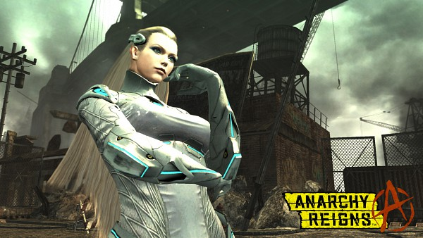 Tags: Anime, Anarchy Reigns, Sasha (Anarchy Reigns), Screenshot