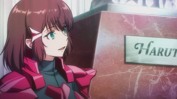 Tags: Anime, Sunrise (Studio), Kakumeiki Valvrave, Sashinami Shouko, Screenshot, Wallpaper