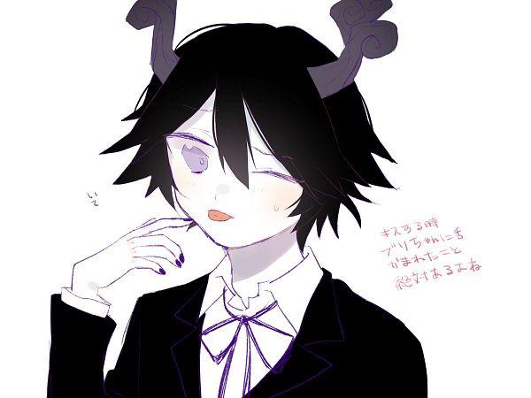 Tags: Anime, Pixiv Id 20793157, Satanick, Fanart, Deep-Sea Prisoner, Fanart From Pixiv, Pixiv