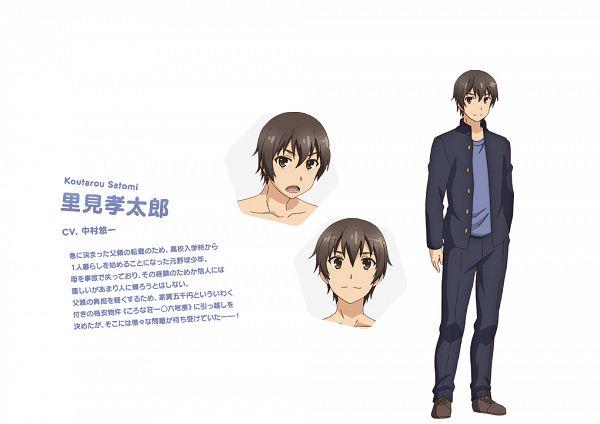 Tags: Anime, Furukawa Hideki, Silver Link, Rokujouma no Shinryakusha!?, Satomi Koutarou, Official Art, Cover Image