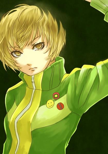 Tags: Anime, Shin Megami Tensei: PERSONA 4, Satonaka Chie, Fanart, Mobile Wallpaper, Pixiv