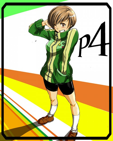 Tags: Anime, Shin Megami Tensei: PERSONA 4, Satonaka Chie