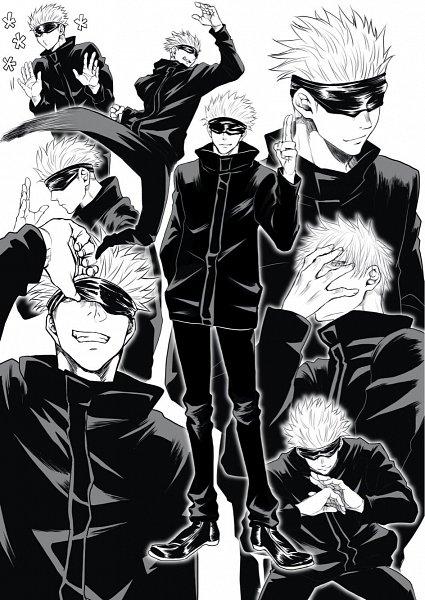 Tags: Anime, Pixiv Id 34317607, Jujutsu Kaisen, Satoru Gojou, Pixiv, Fanart, Fanart From Pixiv