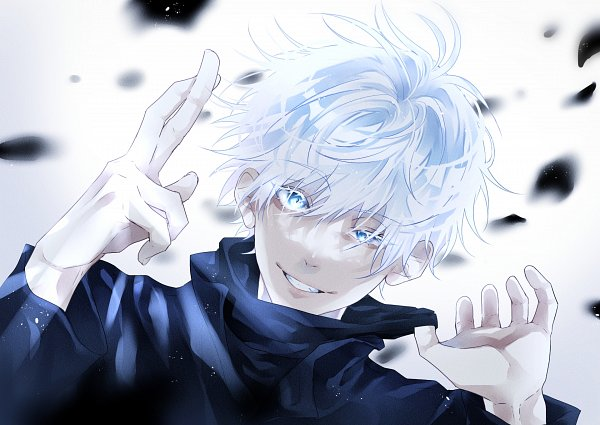 Tags: Anime, Pixiv Id 61821720, Jujutsu Kaisen, Satoru Gojou