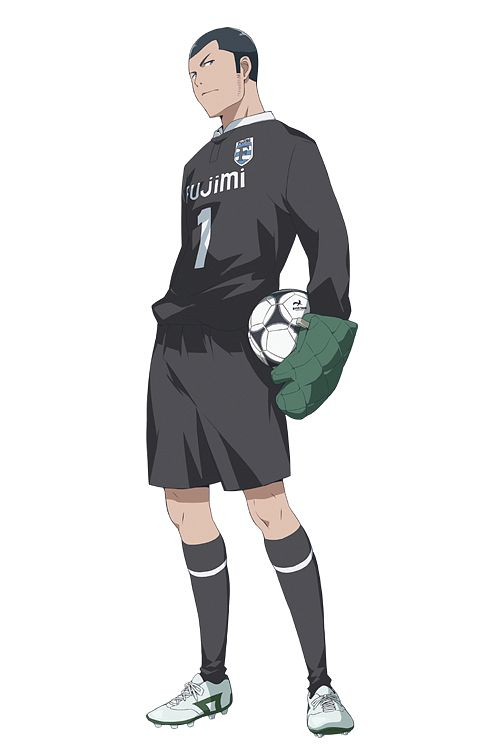 Satou Kiyoshi - Keppeki Danshi! Aoyama-kun