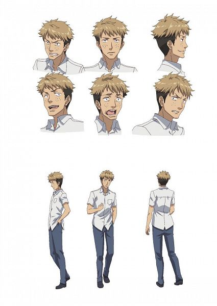 Tags: Anime, Seven (Studio), Ousama Game: Shuukyoku, Ousama Game The Animation, Satou Yuuichi, Cover Image, Artist Request, Official Art