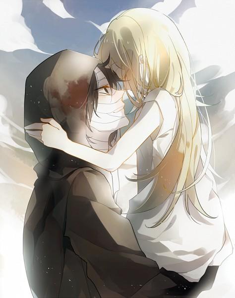 Tags: Anime, Pixiv Id 6477261, Satsuriku no Tenshi, Rachel Gardner, Isaac Foster, Angels Of Death
