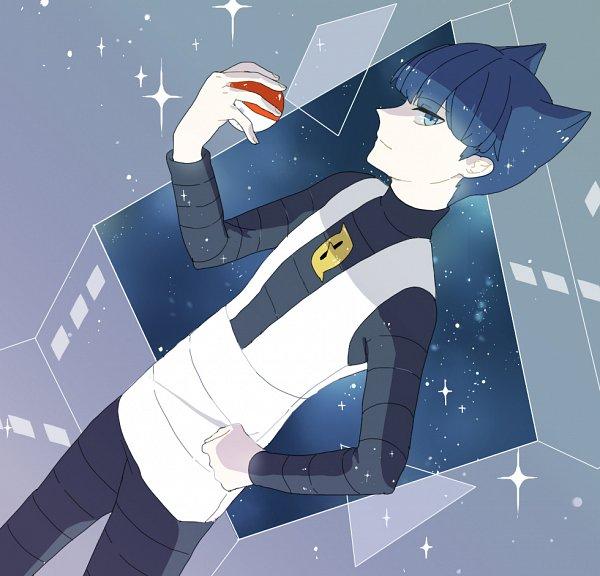 Tags: Anime, Pixiv Id 2249634, Pokémon Diamond & Pearl, Pokémon, Saturn (Pokémon), Fanart, Fanart From Pixiv, Pixiv