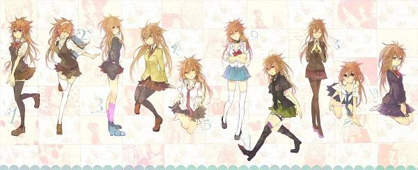 Tags: Anime, 10t (1010), Katekyo Hitman REBORN!, Rokudou Mukuro, Sawada Tsunayoshi, Facebook Cover