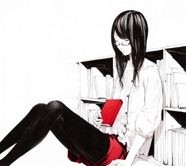 Tags: Anime, Sawasawa, Pixiv, Original, PNG Conversion