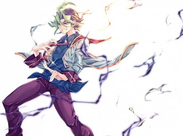 Tags: Anime, Sukaaha, Yu-Gi-Oh! ARC-V, Yu-Gi-Oh!, Sawatari Shingo, Fanart, Fanart From Pixiv, Pixiv, Silvio Sawatari