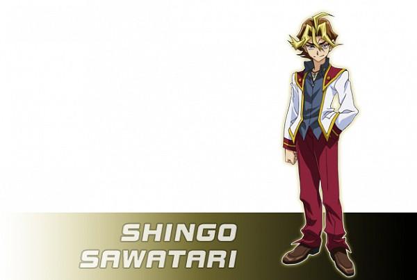 Sawatari Shingo (Silvio Sawatari) - Yu-Gi-Oh! ARC-V